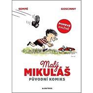 Malý Mikuláš Původní komiks - Kniha