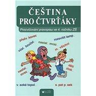 Čeština pro čtvrťáky - Kniha