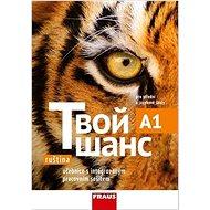Kniha Tvoj šans A1: Učebnice - Kniha