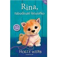 Rina, zabudnuté šteniatko - Kniha