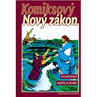 Komiksový Nový zákon - Kniha