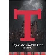 Tajemství skotské krve - Kniha