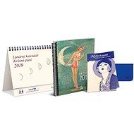 Lunární kalendář Krásné paní 2019 - Kniha