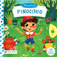 Minipohádky Pinocchio - Kniha