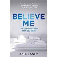 Believe Me - Kniha