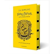 Harry Potter Harry Potter and the Chamber of Secrets. Hufflepuff Edition - Kniha