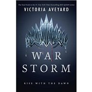 Red Queen 4. War Storm - Kniha