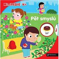 Minipedie 4+ Pět smyslů - Kniha
