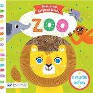 Moje první dotyková knížka Zoo - Kniha