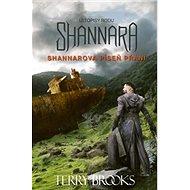 Shannarova píseň přání - Kniha