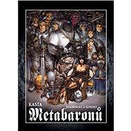 Kasta metabaronů - Kniha