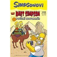 Bart Simpson Pouštní provokatér: 5/2018 - Kniha