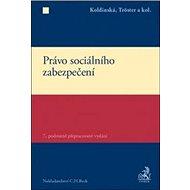 Právo sociálního zabezpečení - Kniha