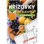 Křížovky do kuchyně - Kniha