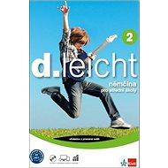 d.leicht 2 Němčina pro střední školy: Učebnice a pracovní sešit - Kniha