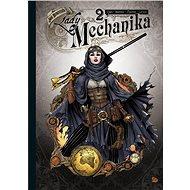 Lady Mechanika Tabule osudů - Kniha