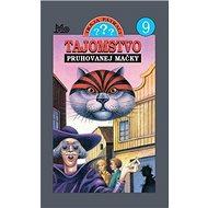 Tajomstvo pruhovanej mačky: 9 - Kniha