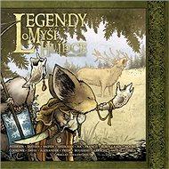 Legendy o Myší hlídce: Kniha první - Kniha