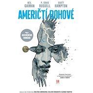 Američtí bohové 1 Stíny - Kniha