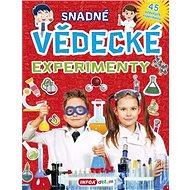 Snadné vědecké experimenty - Kniha