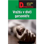 Vražda v dívčí garsoniéře - Kniha