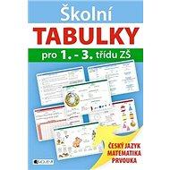 Školní TABULKY pro 1.-3. třídu ZŠ - Kniha