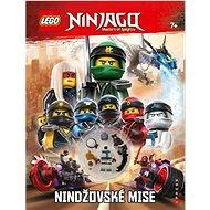 LEGO NINJAGO Nindžovské mise - Kniha
