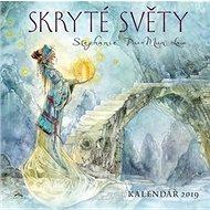 Skryté světy 2019 - nástěnný kalendář - Kniha