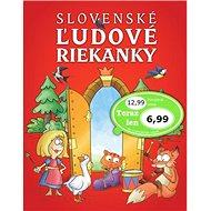 Slovenské ľudové riekanky - Kniha