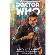 Doctor Who Revoluce hrůzy: Nová dobrodružství s desátým doktorem - Kniha