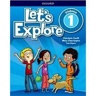 Let's Explore 1: Učebnice 1 - Kniha