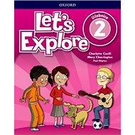 Let's Explore 2: Učebnice - Kniha