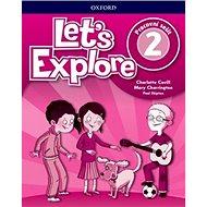 Let's Explore 2: Pracovní sešit - Kniha