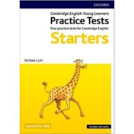 Practice Tests: Four practice tests for Cambridge English: Starters - Kniha