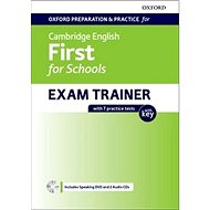 Cambridge English First for Schools: Exam trainer with 7 practice tests - Kniha