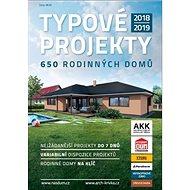 Náš dům XXXIV Typové projekty 2018 - Kniha