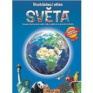 Rozkládací atlas světa - Kniha