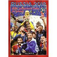 Mistrovství světa ve fotbale Russia 2018: XXI. - Kniha