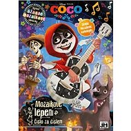Mozaikové lepení Coco - Kniha