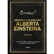 Hádanky a hlavolamy Alberta Einsteina: Relativně obtížné hádanky a hlavolamy inspirované vělkým vědc - Kniha