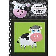 Chrastící barevná zvířátka Černobílá: Hrkajúce farebné zvieratká Čierna a biela - Kniha