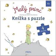 Malý princ Knížka s puzzle: 4 puzzle