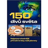 150 divů světa - Kniha