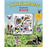 Zábavné magnety Krteček - Kniha