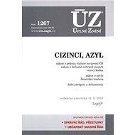 ÚZ 1267 Cizinci, Azyl: podle stavu k 11. 6. 2018 - Kniha
