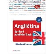 Angličtina Správné používání časů - Kniha