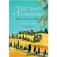Tisíc dnů v Toskánsku - Kniha