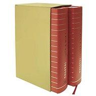 Vojna a mír BOX 1. + 2. svazek - Kniha