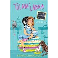 Túlavá Labka: Mačacia kaviareň - Kniha