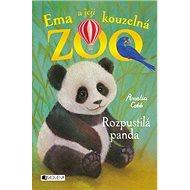 Ema a její kouzelná ZOO Rozpustilá panda - Kniha